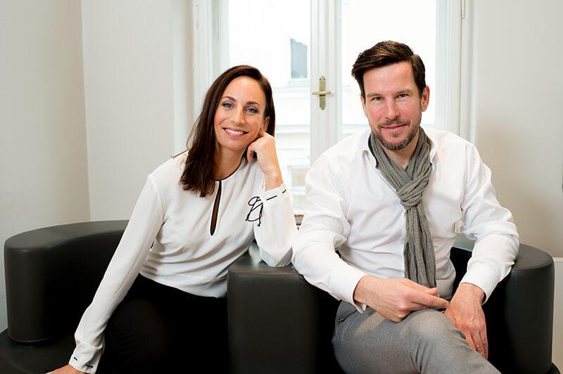 Dr. Bernd Schuster & Mag. Christina Voppichler